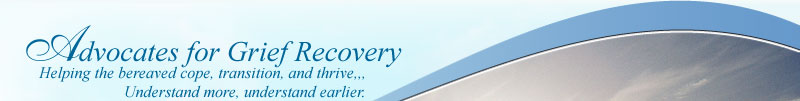 Advocates for Grief Recovery personal and private Bereavement Wellness Plan